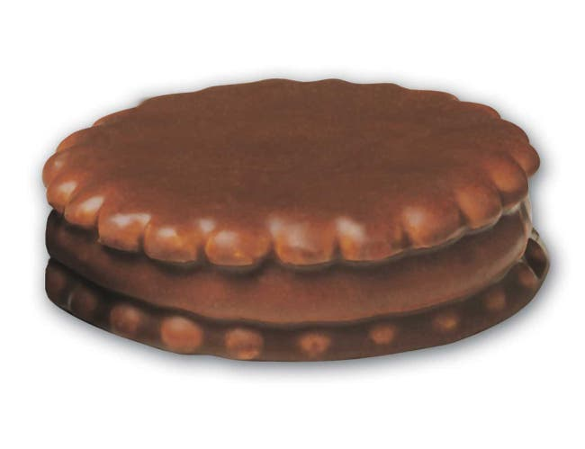 Fieldstone Bakery Chocolate Marshmallow Pie -- 128 per case.