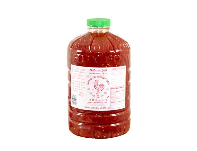 Huy Fong Garlic Chili Sauce, 8.5 Pound -- 3 per case