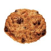 Readi Bake Medium Traditional Oatmeal Raisin Cookie Dough, 0.67 Ounce -- 576 per case.