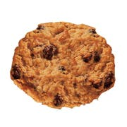 Readi Bake Traditional Oat Raisin Cookie Dough, 1.25 Ounce -- 288 per case.