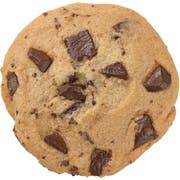 Readi Bake Supreme Chocolate Chunk Cookies, 3 Ounce -- 108 per case.