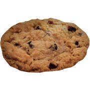 Readi Bake Benefit Oat Raisin Cookie Dough, 1.85 Ounce -- 192 per case.