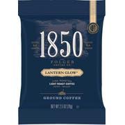Folgers 1850 Lantern Glow Light Roast Ground Coffee, 2.5 Ounce -- 2 per case.
