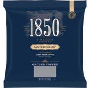 Folgers 1850 Lantern Glow Light Roast Ground Coffee, 5 Ounce -- 24 per case.