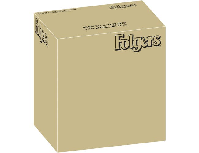 Folgers Traditional Roast Urn Ground Coffee, 2 Pound -- 12 per case.