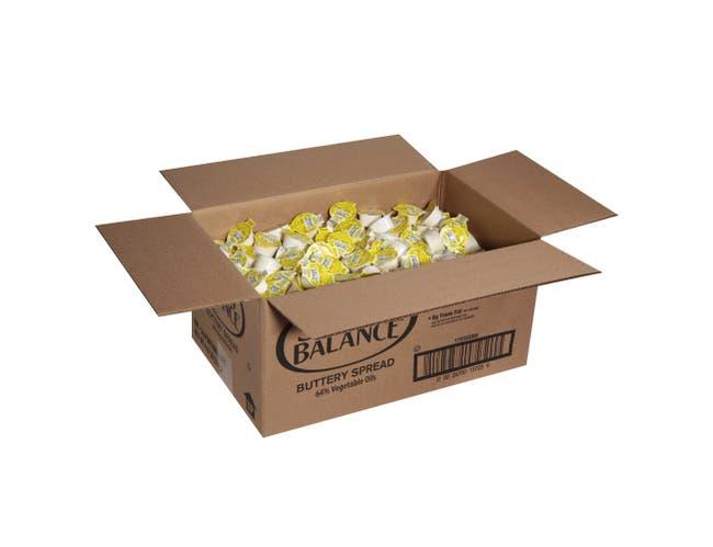 Ventura Foods Smart Balance Whipped Spread, 5 Gram -- 600 per case.