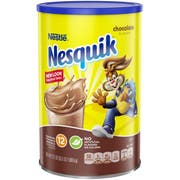 Nestle Nesquik Not Ready to Drink Chocolate Powder Beverage, 35.5 Ounce -- 6 per case.