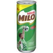 Nestle Milo Chocolate Nutritional Energy Drink, 8 Fluid Ounce -- 24 per case.