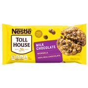 Nestle Toll House Morsels Milk Chocolate, 11.5 Ounce -- 12 per case.