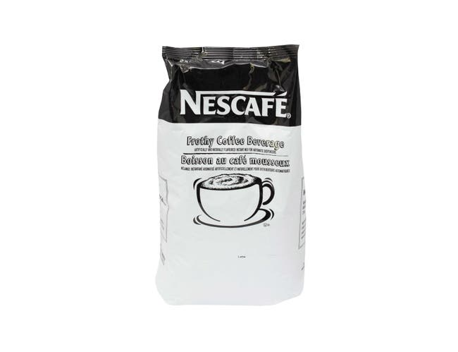 Nescafe Latte Cappuccino Mix - 2 lb. bag, 6 bags per case