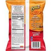 Cheetos Crunchy Cheese Flavored Snacks, 3.25 Ounce -- 28 per case.