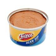 Fritos Bean Dip, 3.125 Ounce -- 24 per case.