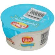 Lays Creamy Ranch Dip, 3.7 Ounce Cup -- 30 per case.