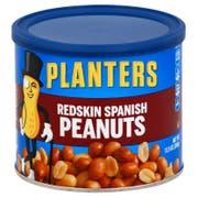 Planters Spanish Peanuts Snacks, 12.5 Ounce -- 6 per case.