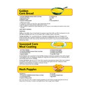 Corn Yellow Cornmeal -- 8 Case 5 Pound