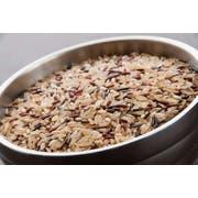 InHarvest Ruby Wild Raw Whole Grain Rice Blend, 25 Pound -- 1 each