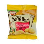 Keebler Sandies Mini Pecan Shortbread Cookie, 1 Ounce -- 100 per case.