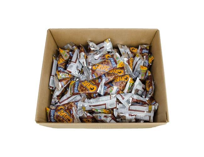 Keebler Gripz Chocolate Chip Graham Cracker, 0.95 Ounce -- 150 per case.