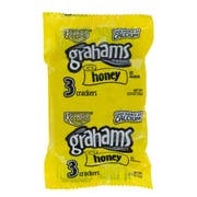 Keebler Honey Graham Cracker with Calcium, 0.78 Ounce -- 150 per case.