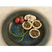 Simply Cuisine Wild Mushroom Tartlet -- 100 per case.