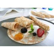 Cuisine Innovations Plain Crepe, 6 inch -- 100 per case.