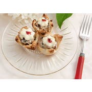 Simply Cuisine Gorgonzola Cranberry Tart -- 100 per case