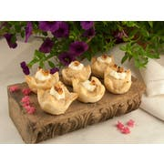 Simply Cuisine Fig and Caramelized Onion Tart -- 100 per case