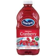 Ocean Spray Cranberry Juice, 64 Fluid Ounce -- 8 per case