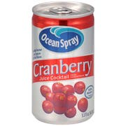 Cranberry Juice Cocktail 48 Can 5.5 Ounce