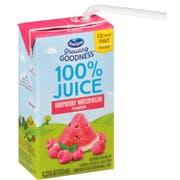 Ocean Spray Raspberry Watermelon Juice - 8 count per pack -- 5 packs per case