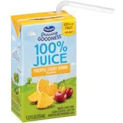 Ocean Spray Pineapple Cherry Orange Juice - 8 count per pack -- 5 packs per case