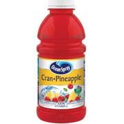 Ocean Spray Cran Pineapple Juice Drink, 25 Fluid Ounce -- 12 per case