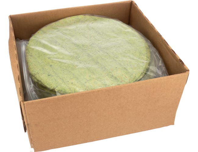 Mexican Original Shelf Stable Spinach Flavored Tortilla Wrap, 16.5 Pound -- 1 each.