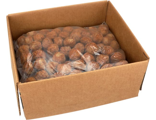 Bonici Value Fully Cooked Oven Roasted Italian Style Chicken and Beef Dinner Meatball, 1 Ounce -- 1 each.