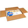 Crispitos Fully Cooked Chicken and Cheese Filling in a Flour Tortilla, 6.2 Pound Box -- 1 each