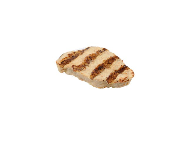 Advance Pierre Flame Broiled Grilled Chicken Breast Fillet, 3 Ounce -- 56 per case.