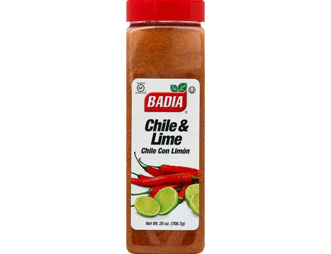 Badia Chile and Lime Spice, 25.5 Ounce -- 4 per case
