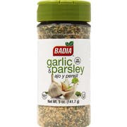 Badia Ground Garlic with Parsley, 5 Ounce -- 6 per case