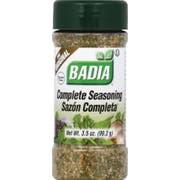 Badia Complete Seasoning, 3.5 Ounce -- 8 per case