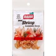 Badia Dried Shrimp, 0.5 Ounce -- 576 per case
