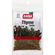 Badia Thyme Leaves, 5 Ounce -- 576 per case