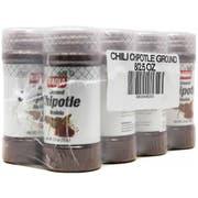 Badia Ground Chipotle Chili, 2.5 Ounce -- 8 per case