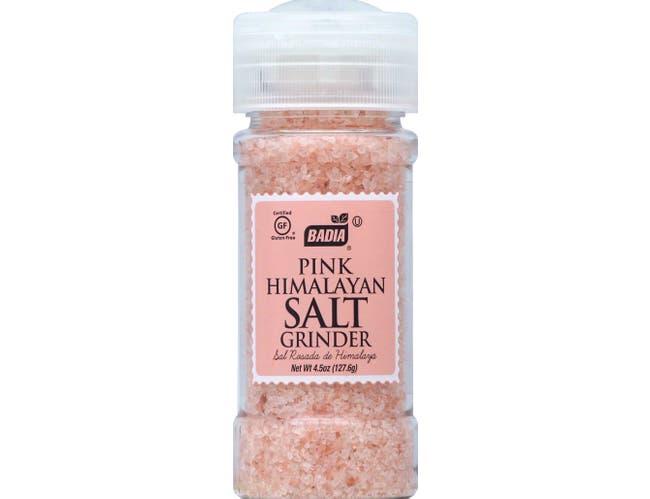 Badia Pink Himalayan Salt, 4.5 Ounce -- 8 per case