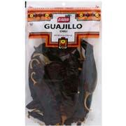 Badia Guajillo Chili Peppers, 6 Ounce Bag -- 12 per case