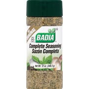 Badia Complete Seasoning, 12 Ounce Bottle -- 12 per case