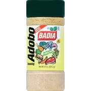 Badia Adobo without Pepper, 15 Ounce Bottle -- 12 per case
