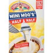 Land O Lakes Mini Moos Half and Half Creamer -- 192 per case.