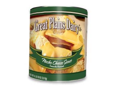 Gehls Great Plain Jalapeno Sauce -- 6 cans per case.