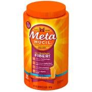 Metamucil Sugar Free Orange Smoothie Dietary Supplement, 23.3 Pound -- 8 per case.