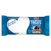 Kelloggs Rice Krispies Treats Cookies N Creme Marshmallow Squares, 0.78 Ounce -- 84 per case.